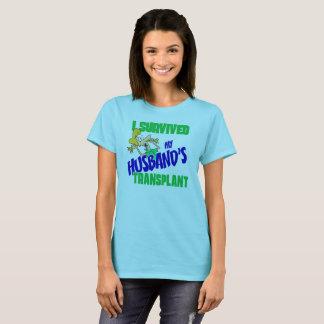 Camiseta Sobreviví la camiseta de las mujeres del