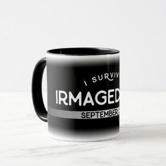 Sobreviví la taza de Irmageddon