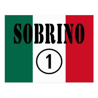 Sobrinos mexicanos: Uno de Sobrino Numero Postal