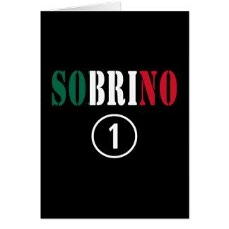Sobrinos mexicanos Uno de Sobrino Numero Felicitaciones