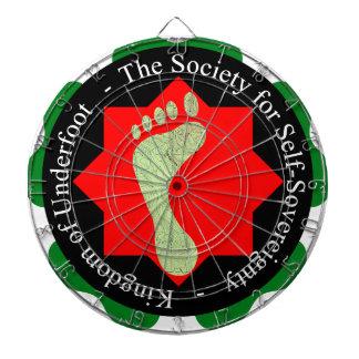 Sociedad de la Uno mismo-Soberanía Tablero De Dardos