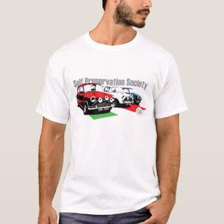Sociedad del instinto de conservación camiseta