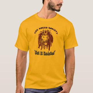 Sociedad del pavor camiseta