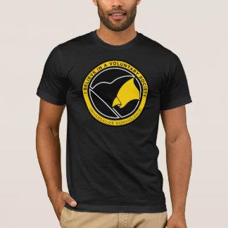 Sociedad voluntaria camiseta