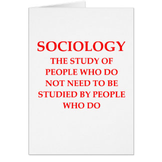 sociología tarjetón