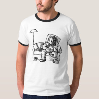 Sofá de Astro Camiseta
