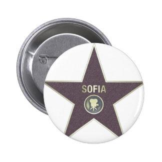 SOFIA-MOVIE-STAR PIN