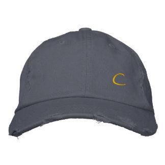 Softball de la grúa gorra de beisbol
