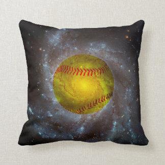Softball en almohada de tiro única del softball