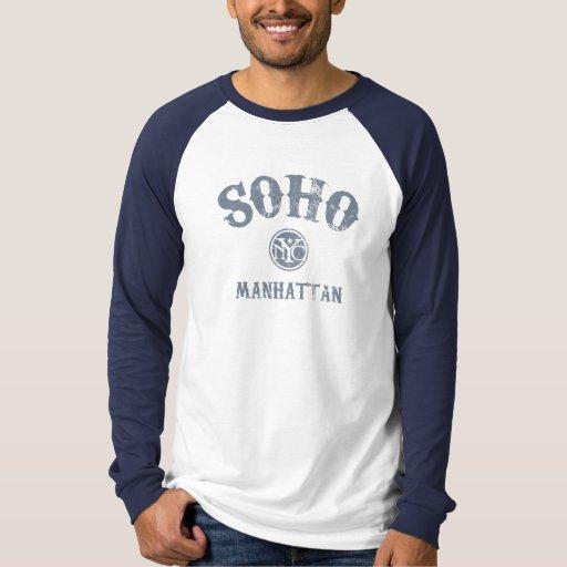 SoHo Camisetas