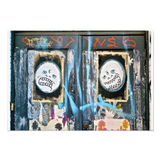 SOHO NYC de la pintada Impresión Fotográfica