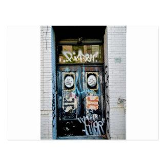 SOHO NYC de la pintada Postal