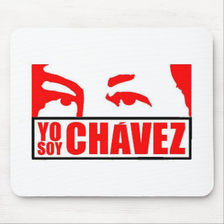 Soja Chávez - Hugo Chávez - Venezuela de Yo Alfombrilla De Ratón