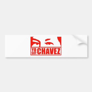 Soja Chávez - Hugo Chávez - Venezuela de Yo Pegatina Para Coche