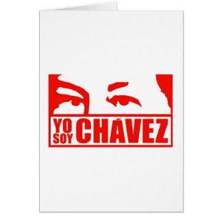 Soja Chávez - Hugo Chávez - Venezuela de Yo Tarjeta De Felicitación