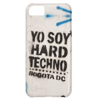 Soja Techno duro Bogotá de Yo