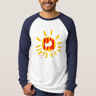 Sol de Catalunya, símbolo patriótico Camiseta