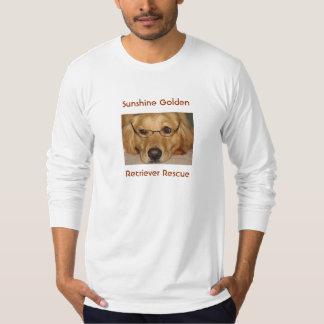 Sol Goldens de la Camiseta-Sudadera con capucha de Camiseta