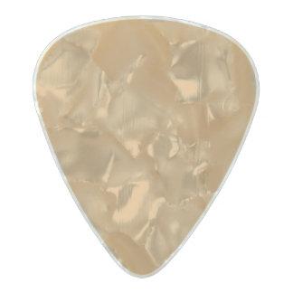 Sol guitar púa de guitarra celuloide nacarado