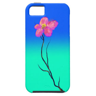 Sola flor funda para iPhone SE/5/5s