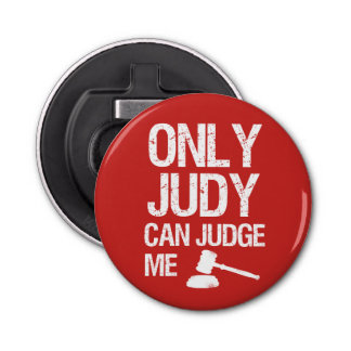 Solamente Judy puede juzgarme abrebotellas