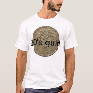 solamente las libras de los años 90 conseguirán camiseta