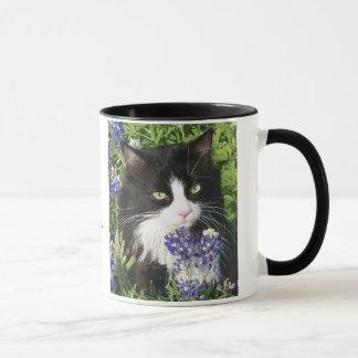 Solamente mi gato me entiende taza