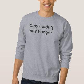 Solamente no dije la camiseta básica de los