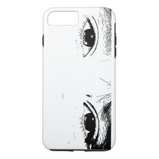solamente ojos funda iPhone 7 plus