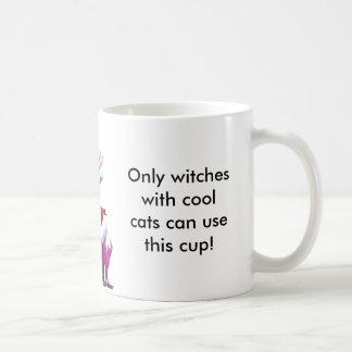 Solamente taza de café de las brujas