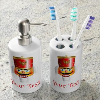 Soldado de juguete modificado para requisitos vasos para cepillos de dientes