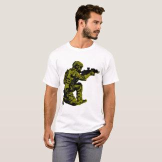 Soldado polaco de la libertad camiseta