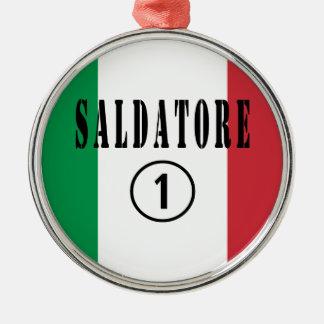 Soldadores italianos: Uno de Saldatore Numero Ornatos