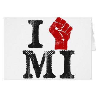 Solidaridad de Michigan Tarjetas