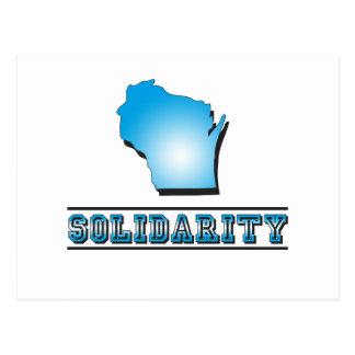Solidaridad de Wisconsin Postal