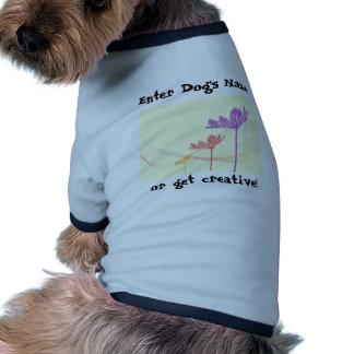 Sólido SQ BG de Navidad de la plantilla Camisetas Mascota