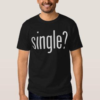 ¿solo? camiseta