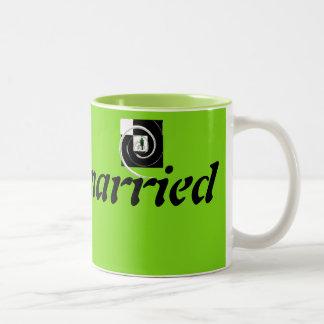 solo casado tazas de café