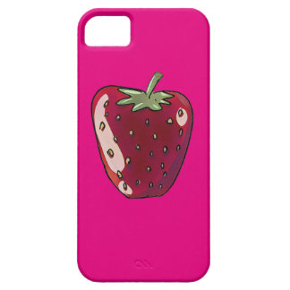 solo ejemplo de la fruta del estilo del dibujo funda para iPhone SE/5/5s