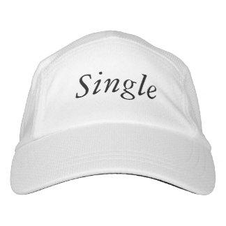 solo gorra de alto rendimiento