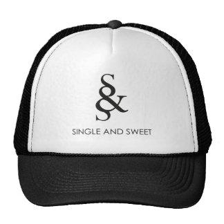 Solo y dulce gorra