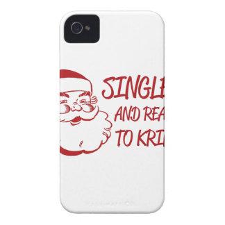Solo y listo a Kringle Carcasa Para iPhone 4