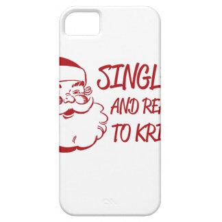 Solo y listo a Kringle Funda Para iPhone SE/5/5s