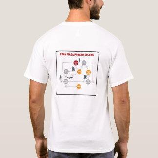 Solución de problemas de Krav Maga Camiseta