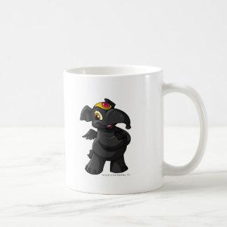 Sombra de Elephante Tazas De Café