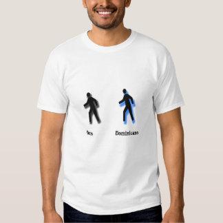 sombra Dominicana Camisetas