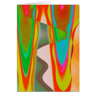 Sombra Talk2 de Navin Joshi Tarjeta De Felicitación