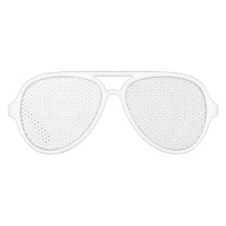 Sombras adultas de encargo del fiesta del aviador gafas de sol