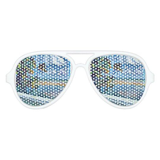Sombras adultas del fiesta del aviador del gafas de fiesta de aviador