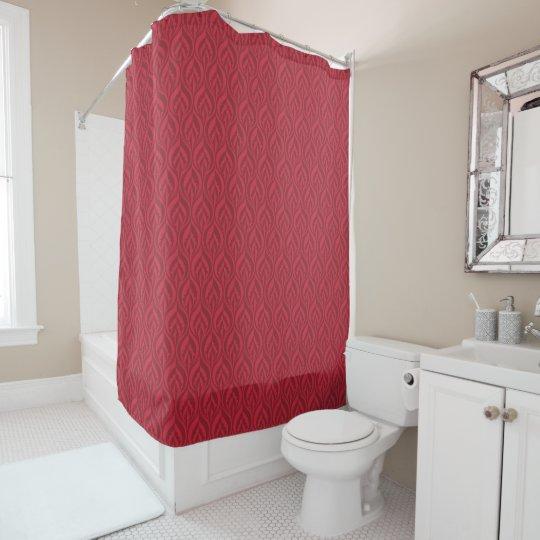 Sombras de la cortina de ducha de lujo moderna